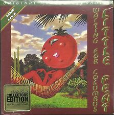 Little Feat Waiting For Columbus MFSL Gold DoCD Neu OVP Sealed Limited-Edition