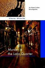 Murder in the Latin Quarter (An Aimee Leduc Investigation, Vol. 9)-ExLibrary