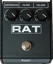ProCo Rat2 distortion Pedal, IN STOCK NOW - FREE Shipping RAT 2