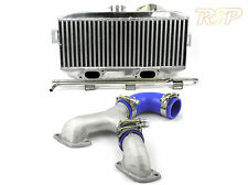 Impreza WRX STi 02-06 Huge Top Mount Intercooler TMIC & Y-Pipe Pre Order Blue