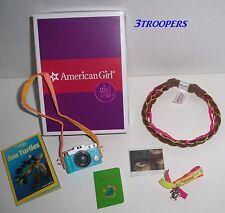 AMERICAN GIRL LEA CLARK ACCESSORIES NEW IN BOX