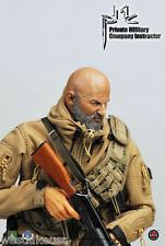 Soldier Story 1/6th scale Action Figure : T.A.D PMC Instructor