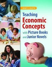 NEW - Teaching Economic Concepts with Picture Books and Junior Novels