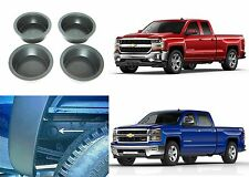 Upper Bound Rear Frame Tube Hole Plugs For Chevrolet Silverado GMC Sierra New