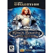 ELDORADODUJEU     KING'S BOUNTY THE LEGEND Pour PC NEUF VF