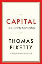 Capital in the Twenty-First Century, Piketty, Thomas, Good Book