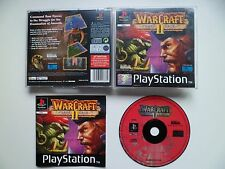 Warcraft II 2 THE DARK SAGA (Sony PLAYSTATION 1 testato, 1997)