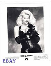 Anna Nicole Smith busty sexy VINTAGE Photo Naked Gun 33 1/2 The Final Insult