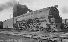 Pennsylvania Railroad photo 4-6-4-4 Steam Locomotive # 6130 train 1945 Q Class