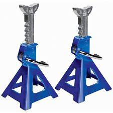 Aluminum Racing Jack Stands 3 Ton 6,000 lb Pair (2) Heavy Duty Car Truck Auto