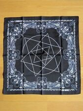 the GazettE RAD MARKET BLACK MORAL Bandana JAPAN Scarf RUKI URUHA AOI REITA KAI