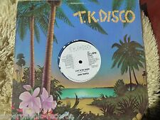 "JOHN TROPEA 12"" wlp PROMO LIVIN' IN THE JUNGLE TK DISCO 158"