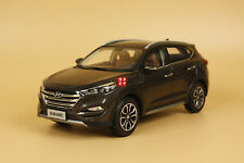 1:18 all new Hyundai Tucson brown color diecast model+gift
