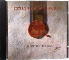 Whitesnake (David Coverdale) - Slip Of The Tongue (CD 1994)