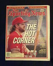 October 11 1993 The Sporting News  John Kruk  Phillies  Nolan Ryan