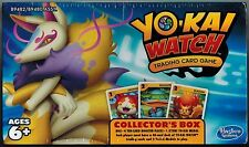 Yo-Kai Watch Trading Card Game TCG Kyubi Collector's Box Set NEW HOT B9481/B9480