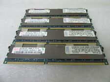 *Lot of 4* Hynix HMT151R7BFR4C-H9 16GB (4X4GB) DDR3 ECC RDIMM Server Memory