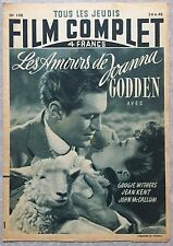 Magazine FILM COMPLET n°108 AMOURS DE JOANNA GODDEN Googie Withers 1948*