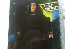 "12 "" Kenner Star Wars Action Collection Fully Poseable Emperor Palpatine"