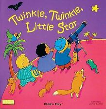 Classic Books with Holes Board Book: Twinkle, Twinkle, Little Star (2002,...