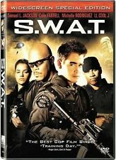 S.W.A.T. DVD Widescreen Special Edition NEW Sealed BuyCheapDVD.COM FREE Shipping