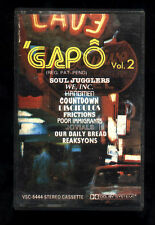 PHILIPPINES:GAPO Volume 2 TAPE,RARE,OPM,Pinoy Rock,Folk,Soul Juggles,Friction,