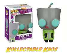 Invader Zim - Robot Gir Pop! Vinyl Figure