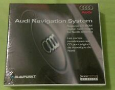2001 2002 AUDI A4 A6 A8 D NAV NAVIGATION MAP DISC CD 9 SOUTH EAST SC GA AL FL NC