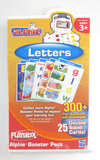 PLAYSKOOL ALPHIE BOOSTER PACK LETTERS, 300+ Questions w/ Cartridge Included
