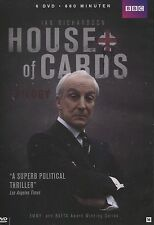 House of Cards : Trilogy (6 DVD)
