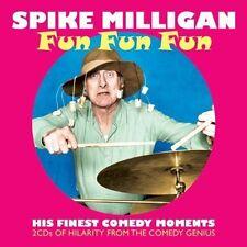 Fun Fun Fun - Spike Milligan [2 CD]