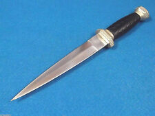 "BudK BKHK5658 Sgian Dubh Scottish Dagger double edge knife 9 1/4"" overall NEW"