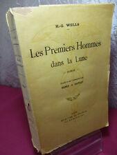 LES PREMIERS HOMMES DANS LA LUNE  H.G Wells
