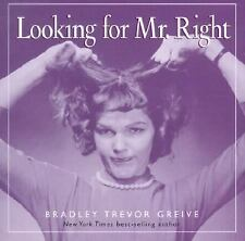 LOOKING FOR MR. RIGHT - BRADLEY TREVOR GREIVE (HARDCOVER) USED VERY GOOD