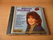 CD Juliane Werding - Star Festival - Gold Serie - 1987 - 16 Songs
