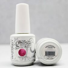 Gelish Harmony Soak Off UV LED Nail Gel Polish HIGH VOLTAGE 01402 15 mL/0.5oz