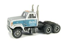 N Scale 70's GMC 9500 Long Hood truck Kit by Showcase Miniatures (87)