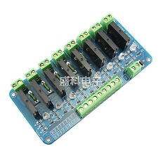 8 Channel 5V Solid State Relay With Resistive OMRON SSR For Arduino Raspberry Pi