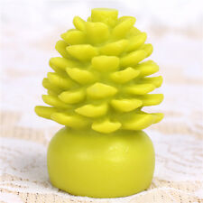 Christmas Decorating 3D Pinecone Shape Silicone Mold Handemade DIY Candle Making