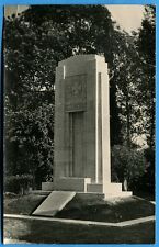 CPA: AUMENANCOURT LE GRAND - Monument aux Morts / Guerre 14-18