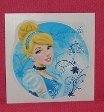 Cinderella, Blue Sparkles, Edible Rice Paper Cake Tatoo, Disney Princess,DecoPac