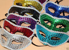 color Random send  5pcs  Unisex Costume Venetian Party Mask Masquerade Mask 04