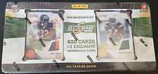 NFL Score 2010 Football Factory Set (Box) (2 Memorabilia Cards Por Set