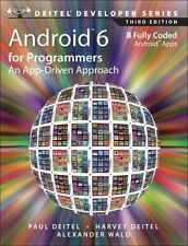 Deitel Developer: Android 6 for Programmers : An App-Driven Approach by...