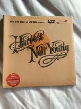 Neil Young Harvest Dvd Audio Promo New And Sealed