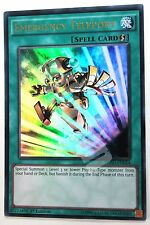 Yugioh HSRD-EN054 1x EMERGENCY TELEPORT Ultra Rare