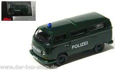 VW Bus T2 - Schuco Modell 1:87 - Polizei - NEU & OVP