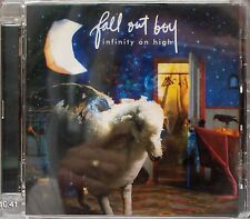 "Fall Out Boy - Infinity on High (CD 2007) Features ""This Ain't a Scene"""