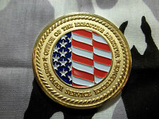 Office Of The Executive Director NAVAL DISTRICT WASHINGTON Challenge Coin USN
