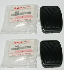 Suzuki Cars Brake Clutch Pedal Rubber Pad Genuine Suzuki (2 pcs)